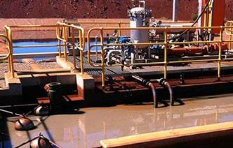 Ultraspin Oil water separator