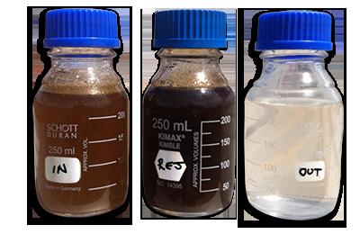 Oil Water Samples