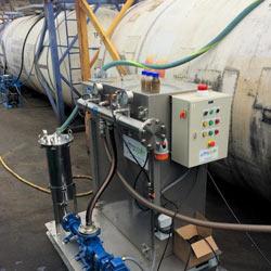 ES Cube oily water separator rental