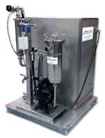 Ultraspin OS Cube oil water separators
