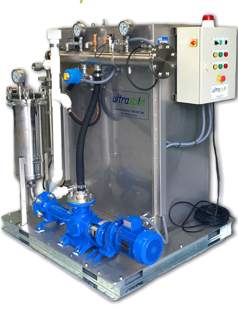 EC Cube oily water separator